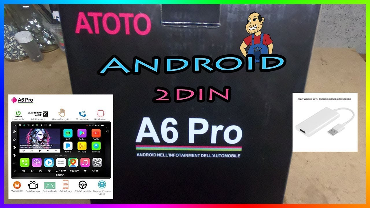 Branchement app Android 2015