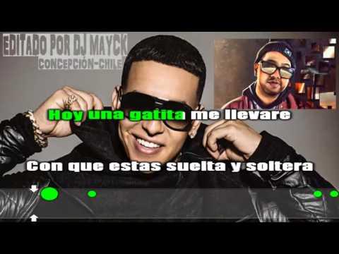 Salgo pa la calle Daddy Yankee Randy Karaoke Dj Mayck Concepción Chile