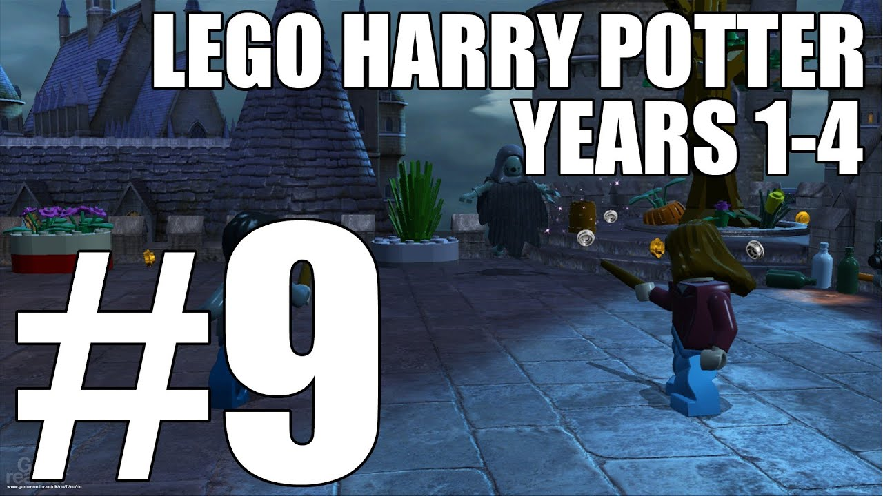 Know you lego harry potter years 1 4 holiday