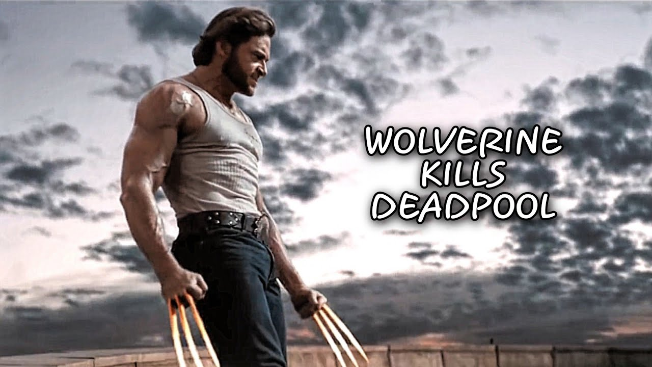 Wolverine Kills Deadpool 🔥 Hollywood Whatsapp Status   Bao Rami Status