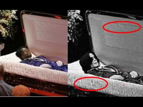 Michael Jackson coffin photo is FAKE! ~conspiracy?~