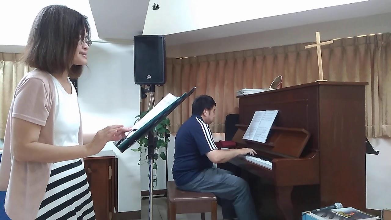 你是我的阿爸父(演練版-沒拿麥克風演唱)音為愛褔音音樂事工出版。演出地點:臺南純褔音教會。請大家欣賞 ...