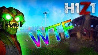 HE CAME BACK TO LIFE... | H1Z1 KOTK - WTF Moments Ep. 45