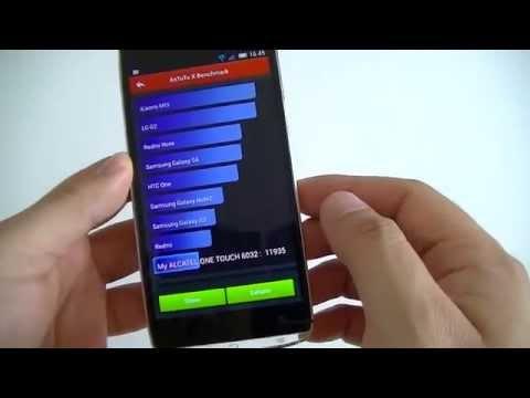 Test de l'Alcatel One Touch Idol Alpha | par Top-For-Phone.fr