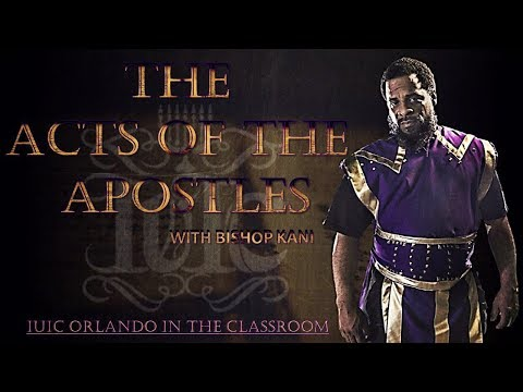 The Israelites: The Acts of the Apostles