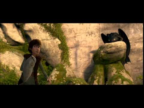 Hiccup, Toothless, Astrid: Demons