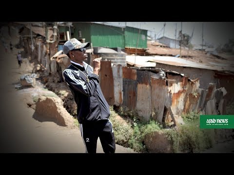 Octopizzo: Rap king from Nairobi slum inspiring Kenyan kids