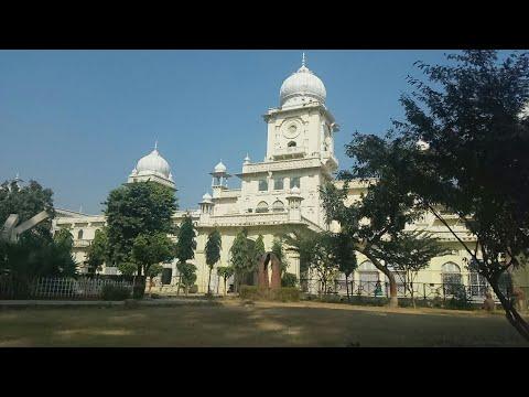 Vlog 2 - Lucknow university