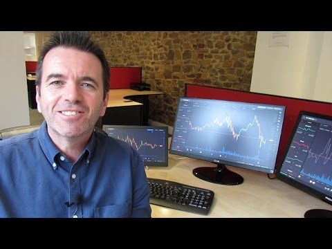 Trading Market Trends In Volatile Conditions After The FED Raised Interest Rates - VLOG 1