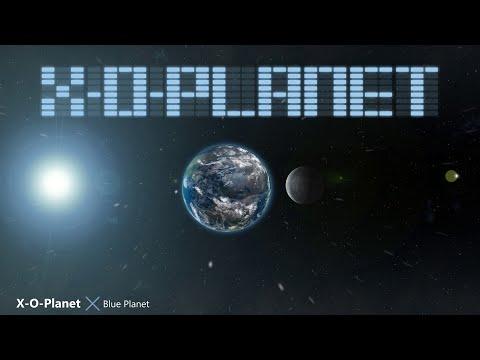 X-O-Planet - Blue
