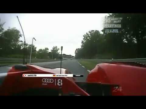 2010 Le Mans On Board Footage