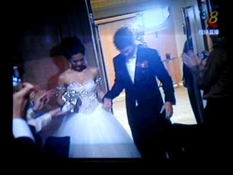 综艺GoLive-Michelle Chia & Shaun Chen's Wedding Part 3/6