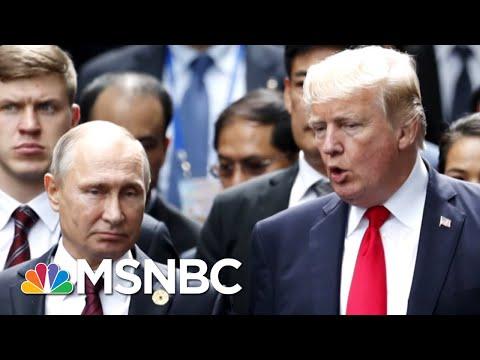 Trump Heads Into Putin Summit With Little Preparation, Few Stated Objectives | Kasie DC | MSNBC