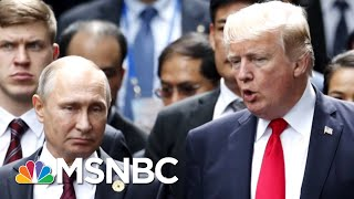 Trump Heads Into Putin Summit With Little Preparation, Few Stated Objectives | Kasie DC | MSNBC