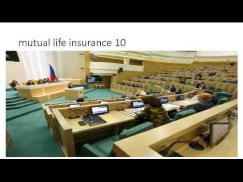 mutual life insurance 10