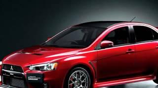 Mitsubishi Lancer EVO Concept X Videos