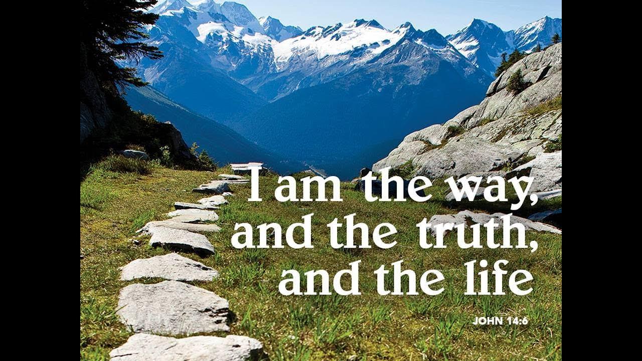 Joh 14 1-6