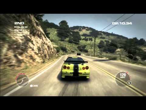 GRID 2 ONLINE: A PERFECT RACE (#2)