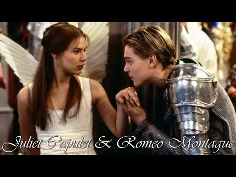 Juliet Capulet & Romeo Montague (Romeo + Juliet 1996)