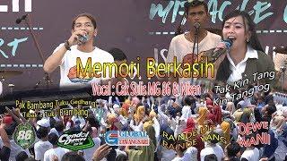 Download lagu MEMORI BERKASIH MG 86  COVER VOKAL CAK SULIS & NIKEN//LIVE SMA N 1 NGUTER