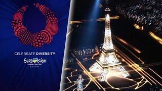 Alma - France - 2nd Rehearsal - Eurovision 2017 - Requiem (FULL Rehearsal, HD)