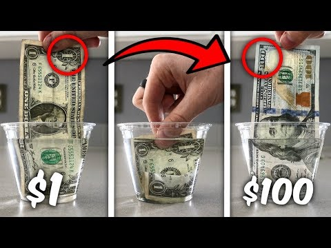 Download Youtube: Turn $1 Into $100 Simple Trick! (Life Hacks)