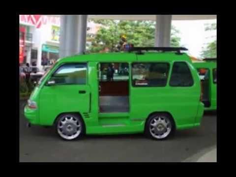 9300 Koleksi Gambar Modifikasi Mobil Angkot Ceper Terbaik