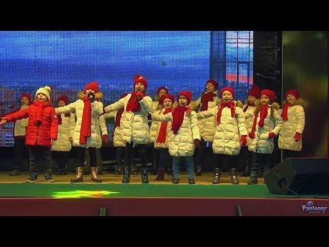 Школа юного артиста «Голосята» на Рождественской ярмарке (2017)