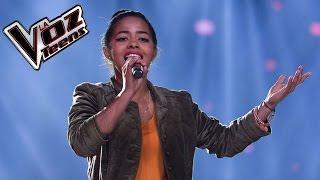 Andrea canta 'Creo en ti' | Audiciones a ciegas | La Voz Teens Colombia 2016