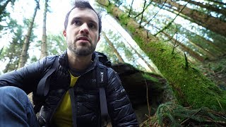 24h seuls dans la forêt