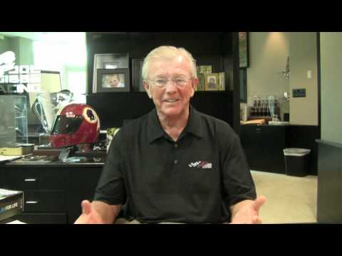 Joe Gibbs on The Chase and Getting the most out of life