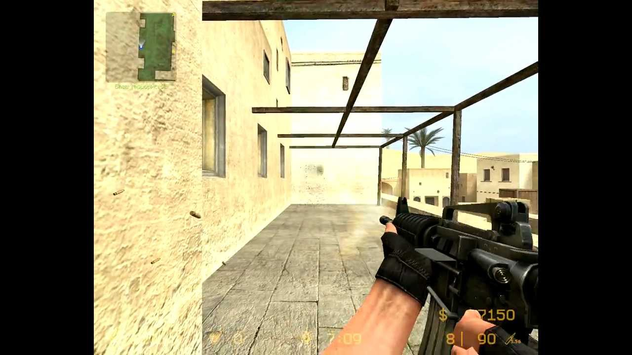 CSS Simple No spread and No Recoil