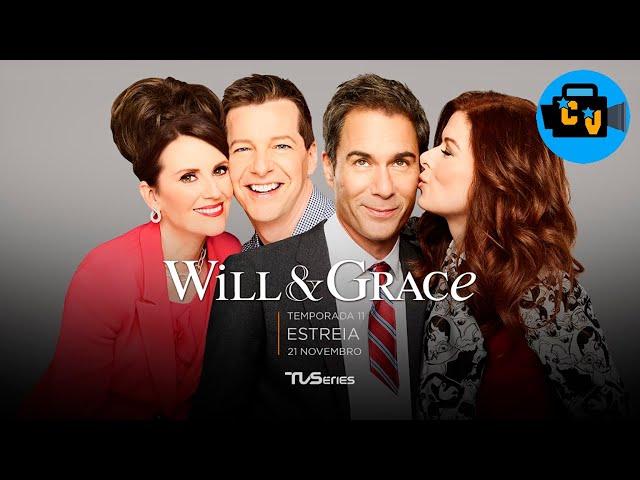WILL & GRACE - (Trailer legendado Portugal - T11 - TVSéries)