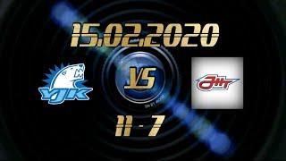 15.02.2020 YJK vs JHT (11-7)