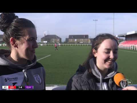 REACTION | Leanne Crichton & Jordan McLintock - 11/3/18 (SPA 1-4 GLA)