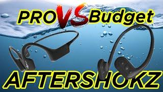 Review Aftershokz Xtrainerz Budget Bone Conduction Waterproof Headphones
