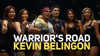 Kevin Belingon's 2018 Full Fights | ONE: Warrior's Road