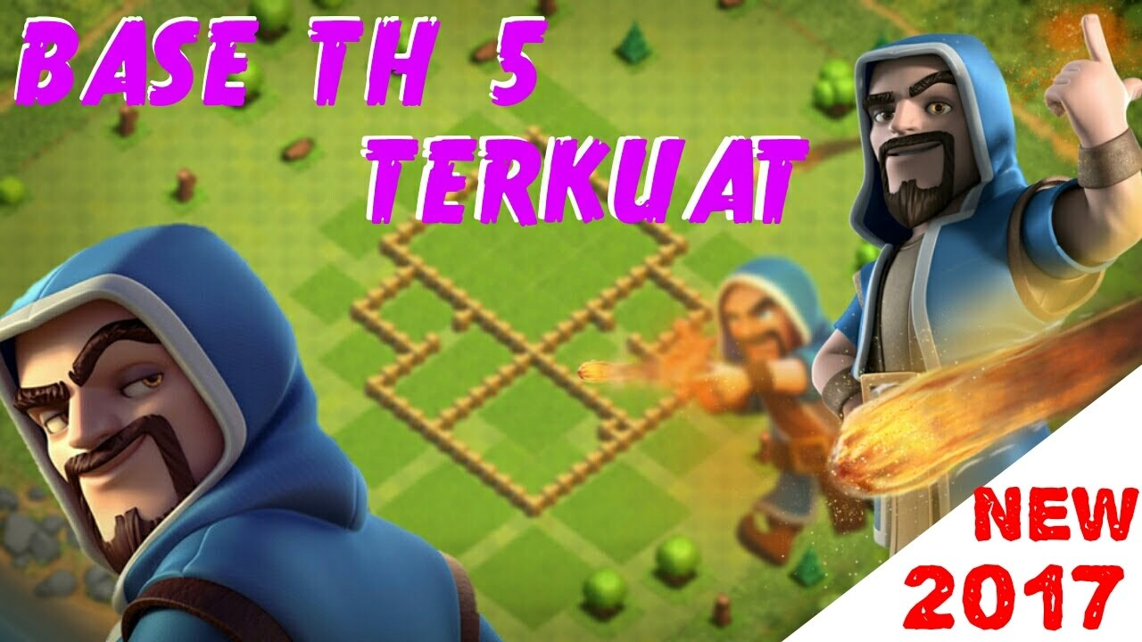 Base Coc Th 5 Terkuat Dan Susah Dibobol 11