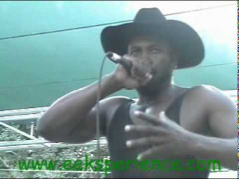 Eek A Mouse - Live At Music In The Park