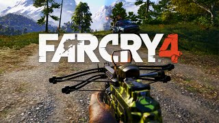 Far Cry 4 - Crossbow Automática Brutal