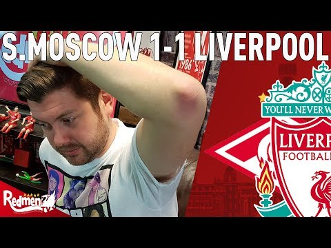 'We Can't Waste That Many Chances!' | Spartak Moscow 1-1 Liverpool | Uncensored Match Reaction