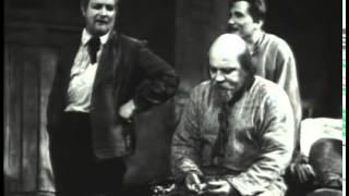 На дне   МХАТ им  М Горького, 1952  ч  1