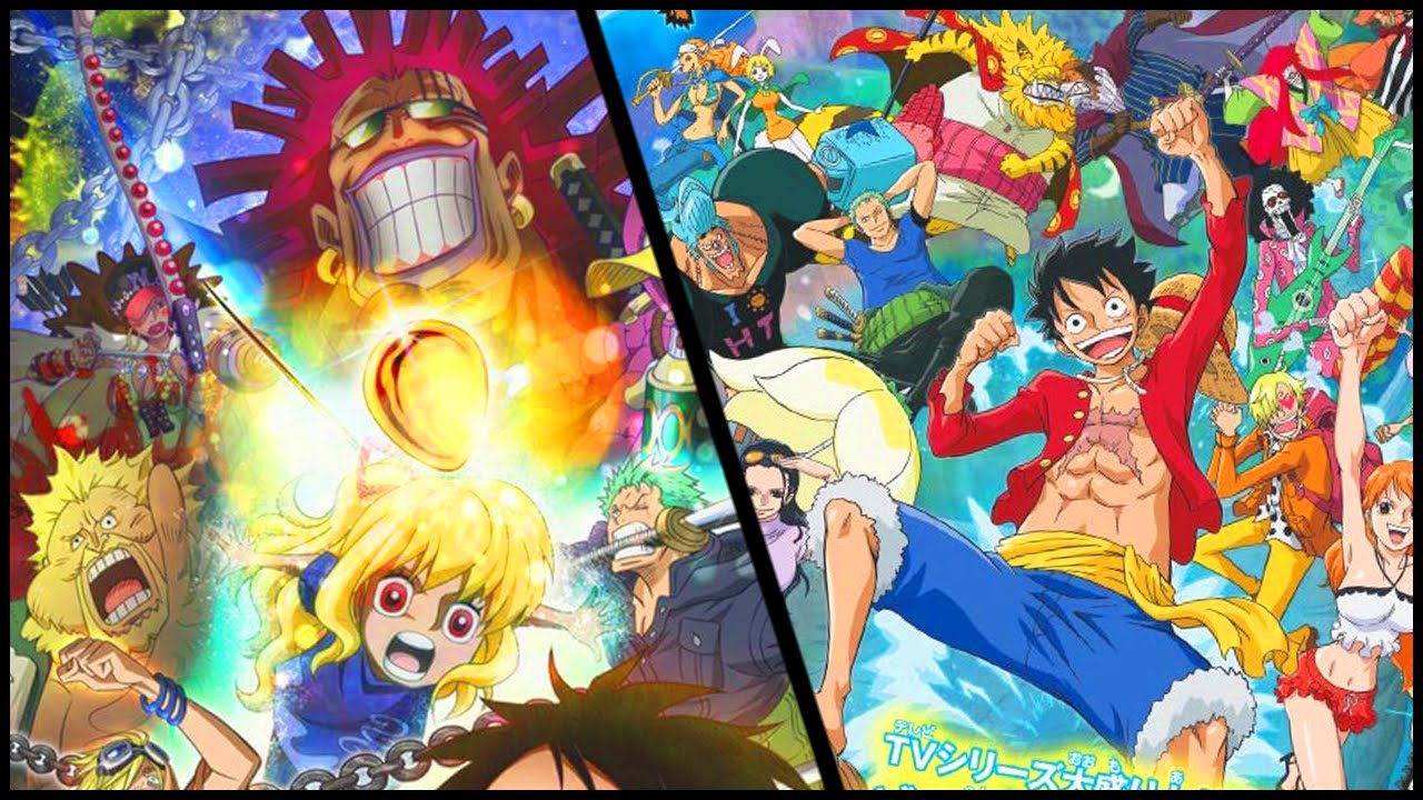 One Piece : Heart Of Gold