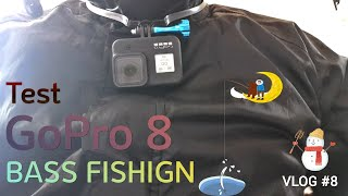 고프로8 배스낚시 테스트(GoPro Bass Fishi…