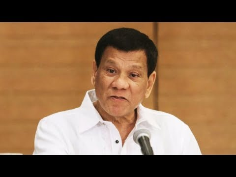 Duterte To Female Rebels: We Will Shoot Your Vagina