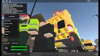 Roblox Eastbrook: Riot (North West Ambulance Service) Parte 2