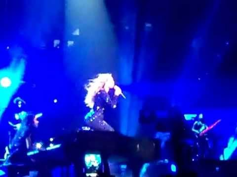 Beyonce 1+1/Speechless Nashville Tn 7-13-13