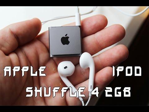 Apple iPod shuffle 4 2Gb - Обзор