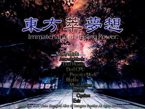 Lets Play Touhou 7.5