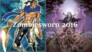Yu-Gi-Oh! Zombiesworn 2016